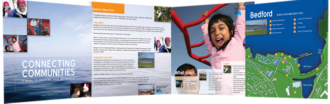 Waterfront Development Corporation Limited Annual Report